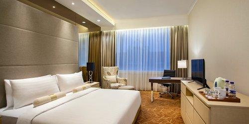 Забронировать Menara Peninsula Hotel
