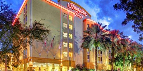 Забронировать Hampton Inn Miami-Coconut Grove/Coral Gables