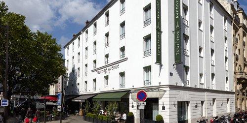 Забронировать Hôtel Tourisme Avenue