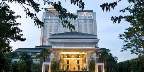 Забронировать Hotel Santika Premiere Jakarta