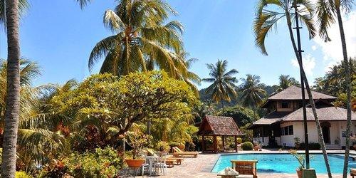 Забронировать Puri Bunga Beach Cottages