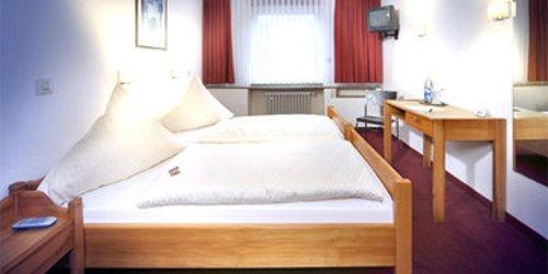 Забронировать Central Hotel Garni