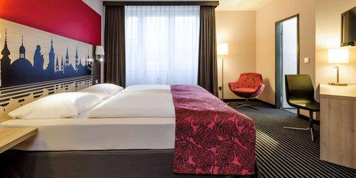 Забронировать Mercure Hotel Würzburg am Mainufer