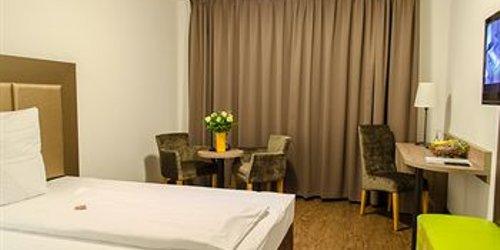 Забронировать City Hotel Wiesbaden