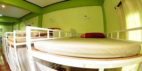 Забронировать Alena Dorm Room
