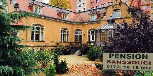 Забронировать Pension Sanssouci