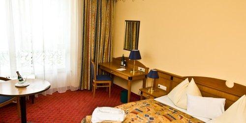Забронировать Hotel Elisabethpark