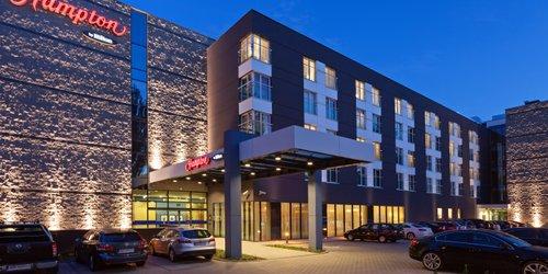 Забронировать Hampton by Hilton Warsaw Airport