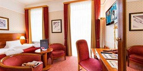 Забронировать Hotel Salzburger Hof