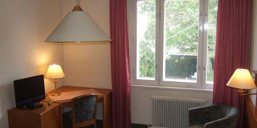 Забронировать Hotel-Strandbad-Pension Eden