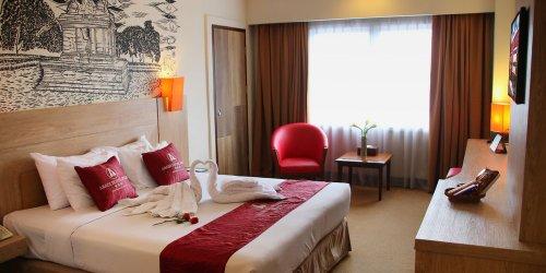 Забронировать Abadi Hotel Jogja