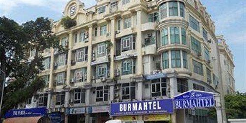 Забронировать Burmahtel