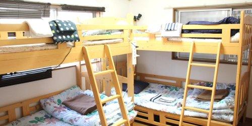 Забронировать Guest House Carpe Hiroshima Koi