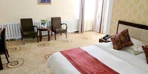 Забронировать Urumqi Jiangnan Hotel