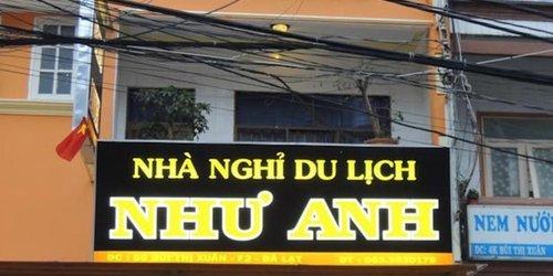 Забронировать Nhu Anh Hotel