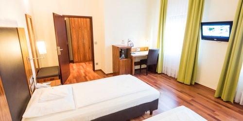 Забронировать Best Western Hotel Stuttgart 21