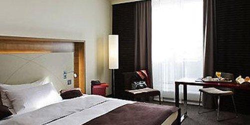 Забронировать Mercure Hotel Stuttgart Airport Messe