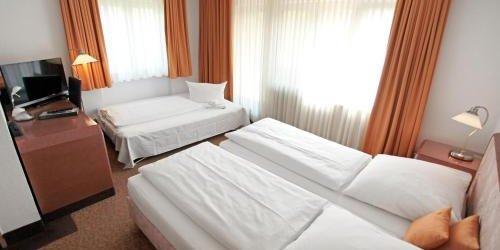 Забронировать Hotel Flora Möhringen