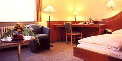Забронировать Hotel Wartburg