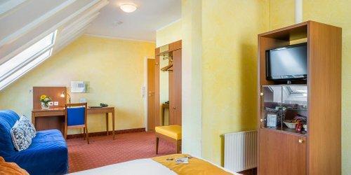 Забронировать Rega Hotel Stuttgart City Center