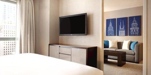 Забронировать Hilton Suites Chicago/Magnificent Mile