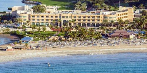 Забронировать Hilton Al Hamra Beach & Golf Resort