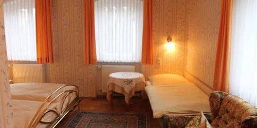 Забронировать Hotel Klingentor Garni