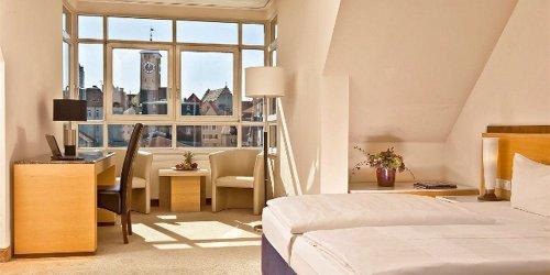 Забронировать SORAT Insel-Hotel Regensburg