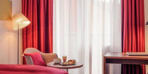 Забронировать Mercure Hotel Regensburg