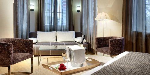 Забронировать Eurostars Park Hotel Maximilian