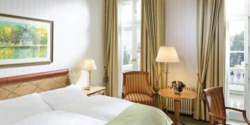 Забронировать Romantik Hotel Am Jägertor
