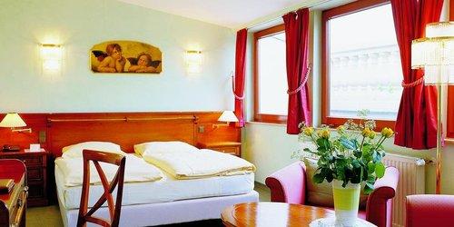 Забронировать Hotel am Luisenplatz