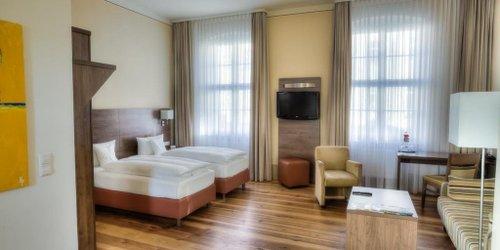 Забронировать Hotel Am Großen Waisenhaus