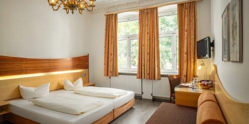 Забронировать Hotel Spitzberg Garni