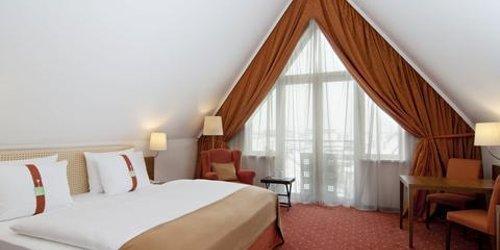Забронировать Holiday Inn Nürnberg City Centre