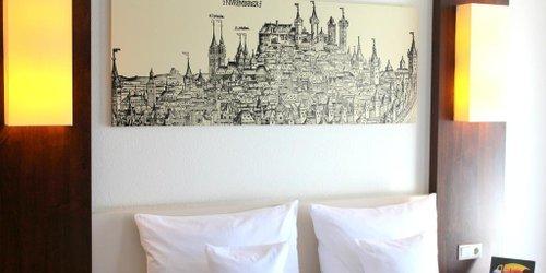 Забронировать Best Western Hotel Nürnberg City West
