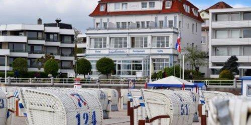 Забронировать Hotel Strandschlösschen