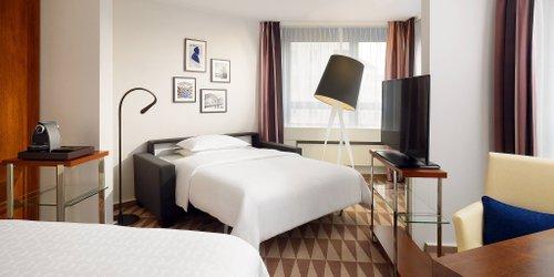 Забронировать Sheraton München Westpark Hotel