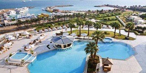 Забронировать Hilton Hurghada Plaza Hotel