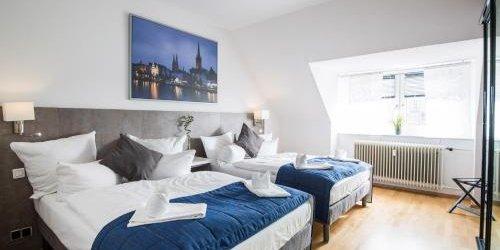 Забронировать Appartementhaus Beckergrube