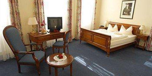 Забронировать TOP CityLine Klassik Altstadt Hotel Lübeck