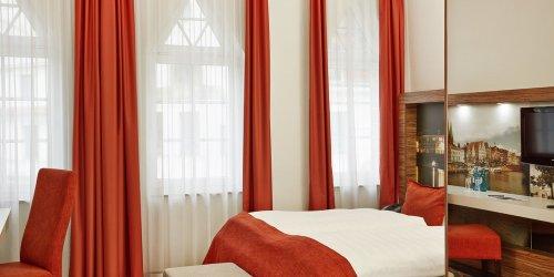 Забронировать H4 Hotel Lübeck City Centre