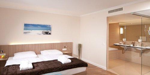 Забронировать Hotel Vier Jahreszeiten Lübeck