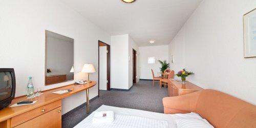 Забронировать Novum Apartment Hotel Am Ratsholz Leipzig Süd