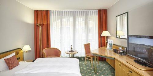 Забронировать Balance Hotel Leipzig Alte Messe