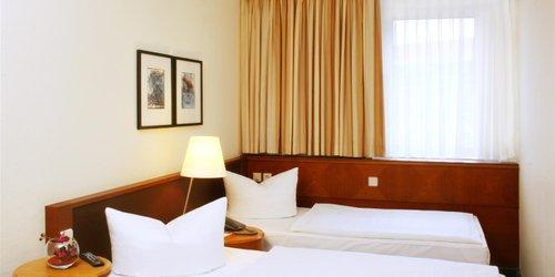 Забронировать Best Western Hotel Leipzig City Centre