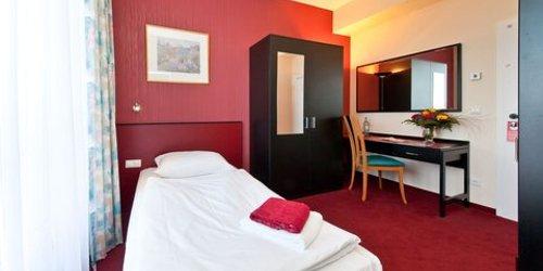 Забронировать Novum Business Hotel Aviva Leipzig Neue Messe