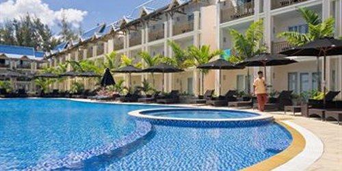 Забронировать Pearle Beach Resort & Spa
