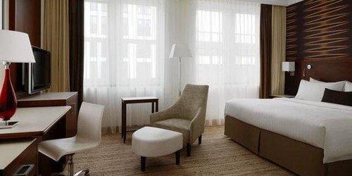 Забронировать Cologne Marriott Hotel