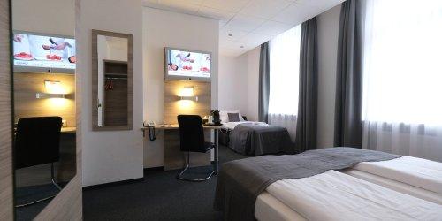 Забронировать Hotel Hohenstaufen